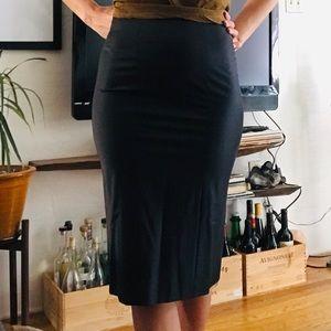 Bebe high waisted pencil skirt